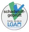 Сертифікат LGA №1
