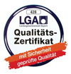 Сертифікат LGA №2