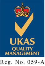 Сертифікат UKAS - United Kingdom Accreditation Service (ISO 9001:2000 Certification)